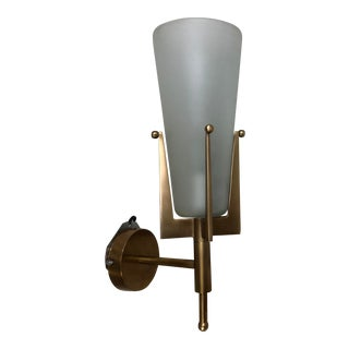 Castello Wall Sconce by Mr. Brown For Sale