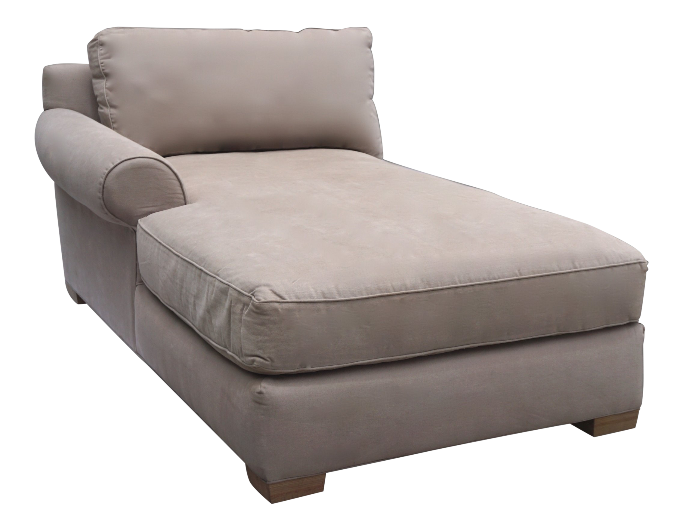 Restoration Hardware Right Arm Chaise