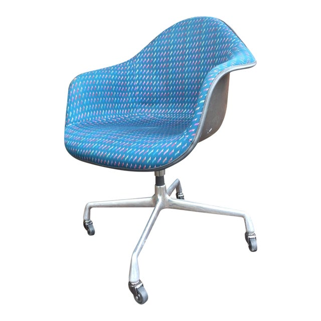 Herman Miller Fiberglass Swivel Office Chair - Image 1 of 7