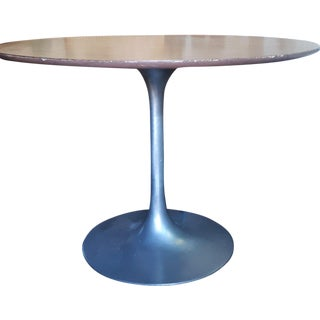 1960s Mid-Century Tulip Style Table For Sale