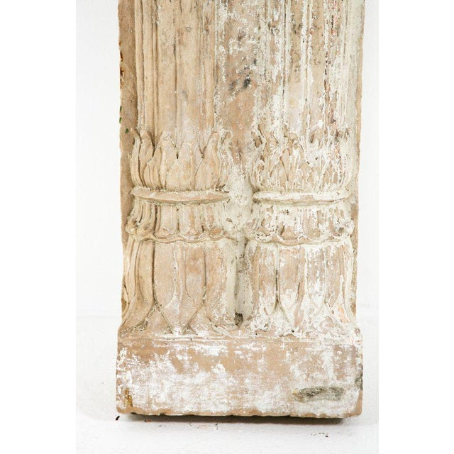 South East Asian Stone Architectural Element, I For Sale - Image 5 of 7