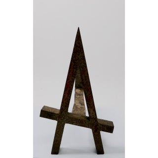 Rustic a Andirons Preview