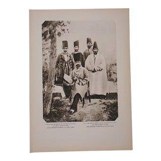 Vintage Heliogravure Photo-Verve-Paris-1939 For Sale