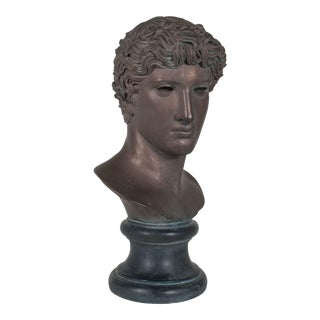 Greek Athlete Bust by Austin Productions For Sale