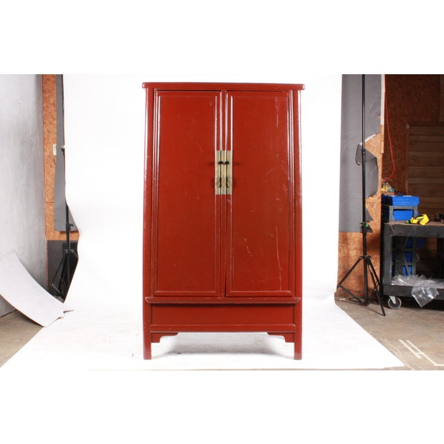 Ming-Style Wedding Cabinet For Sale - Image 11 of 11