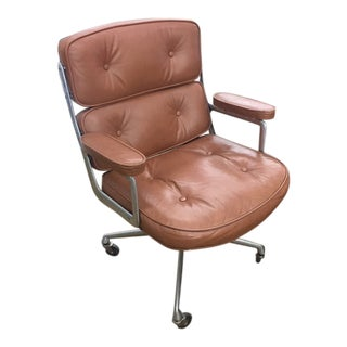 1960s Vintage Eames for Herman Miller Time Life Chair For Sale