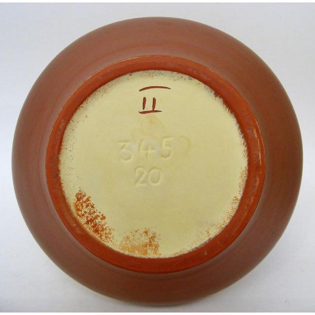 West German Ceramic Vase For Sale In Los Angeles - Image 6 of 7
