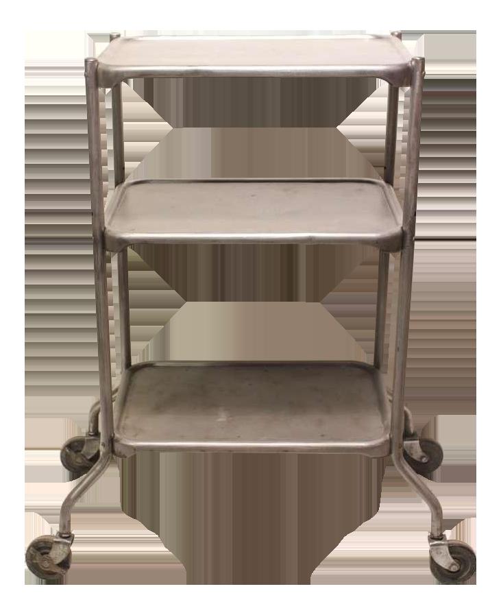 3 tier bar cart coffee bar 1950s vintage industrial 3tier bar cart for sale luxury decaso