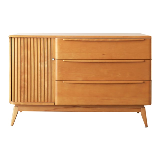 Vintage Heywood-Wakefield Low Dresser - Image 1 of 11