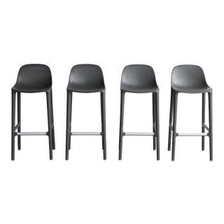 Broom Stools by Emeco + Starck - Set of 4 For Sale