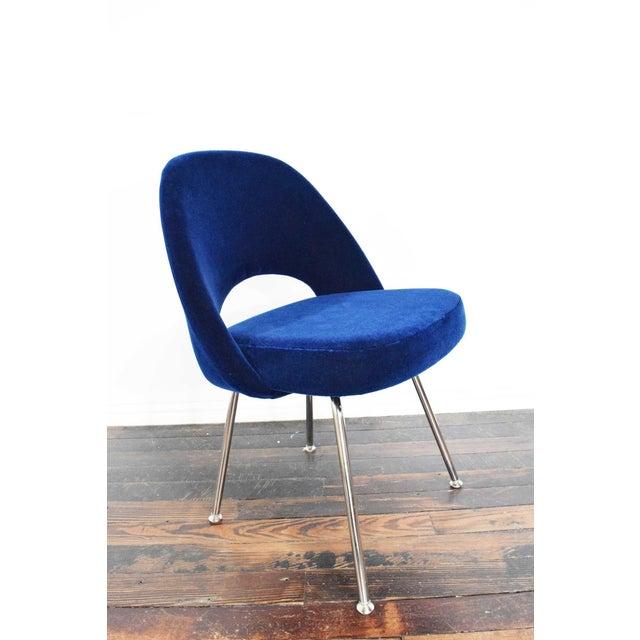 Knoll Eero Saarinen Armless Executive Chair For Sale - Image 12 of 12