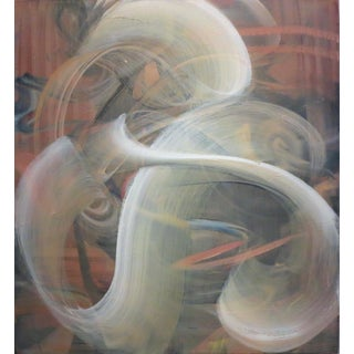 Untitled Abstract Painting For Sale