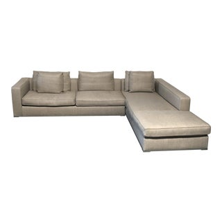 Modern Antonio Citterio Maxalto 'Omnia' Sectional For Sale