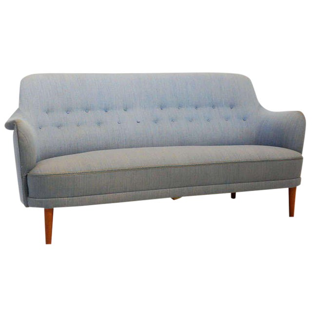 "Carl Malmsten ""Samsas"" Sofa For Sale"