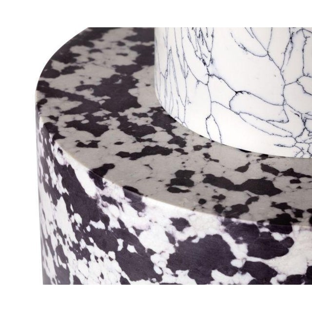 Tom Dixon Tom Dixon Swirl Side Table For Sale - Image 4 of 9