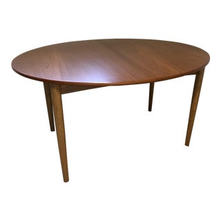 Borge Mogensen Danish Modern Teak Dining Table For Sale