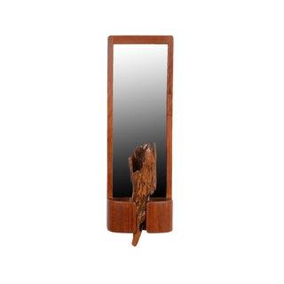 Randers Møbelfabrik Danish Modern Wall Mirror For Sale