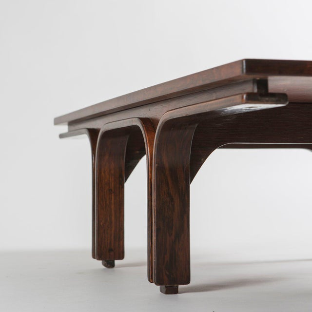 Bernini Coffee Table by Gianfranco Frattini for Bernini For Sale - Image 4 of 11