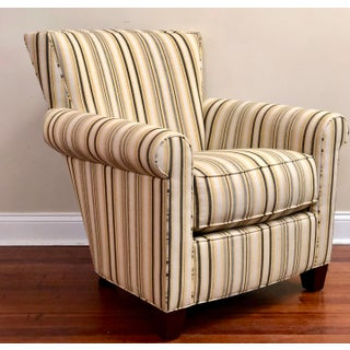 Vintage Thomasville Upholstered Occasional Chair Preview