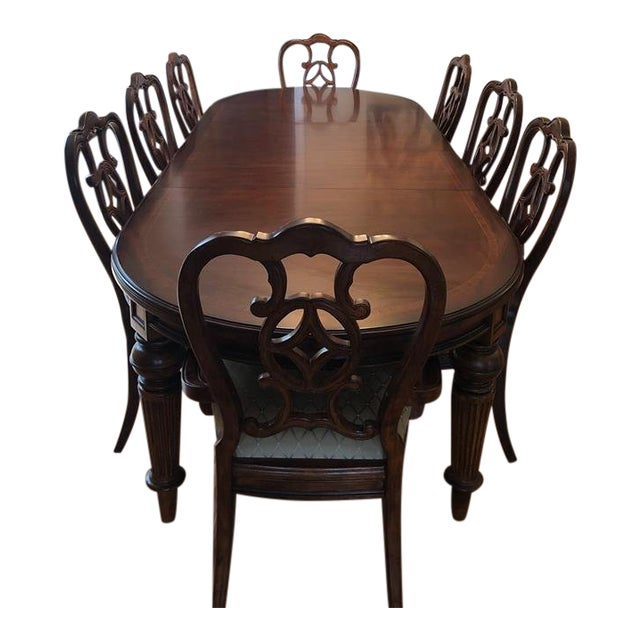 Thomasville Dining Room Sets: Traditional Thomasville Dining Room Set