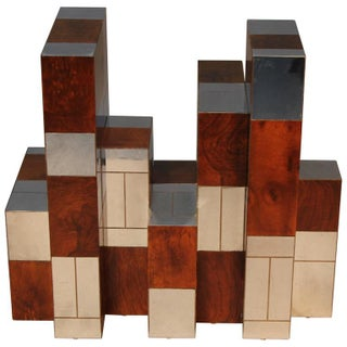 Paul Evans Cityscape Dining Table Base For Sale