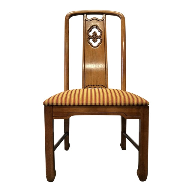 Thomasville Dining Room Chairs: Thomasville Mystique Asian Style Dining Chair