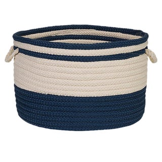 Bar Harbor Jasmine Banded Basket