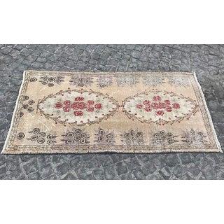 Floral Turkish Carpet - 2′11″ × 5′9″ Preview