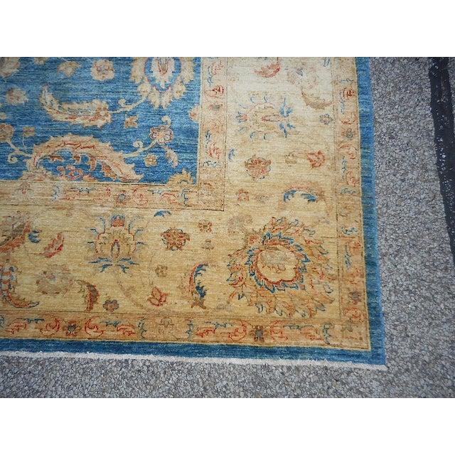 Oushak Design Hand Woven Oriental Rug - 8' X 11' - Image 11 of 11