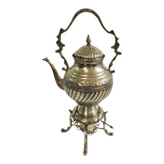 English Coffee Urn