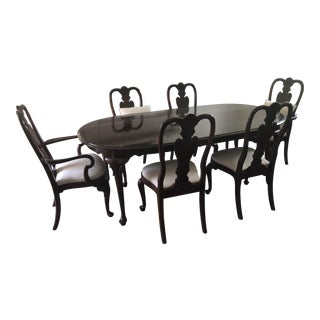 Ethan Allen Queen Anne Dining Set