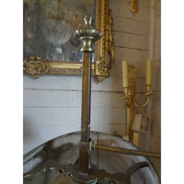 19th Century French Bouillotte Lamp For Sale In New Orleans - Image 6 of 11