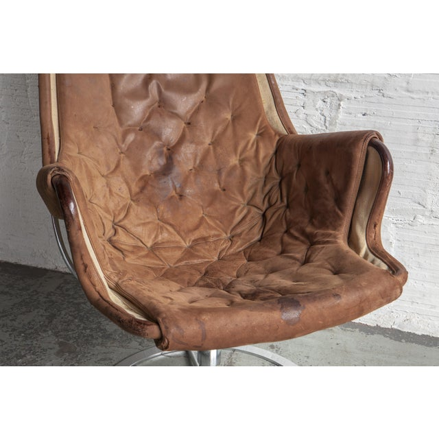 "Bruno Mathsson ""Jetson"" Lounge Chair - Image 6 of 7"