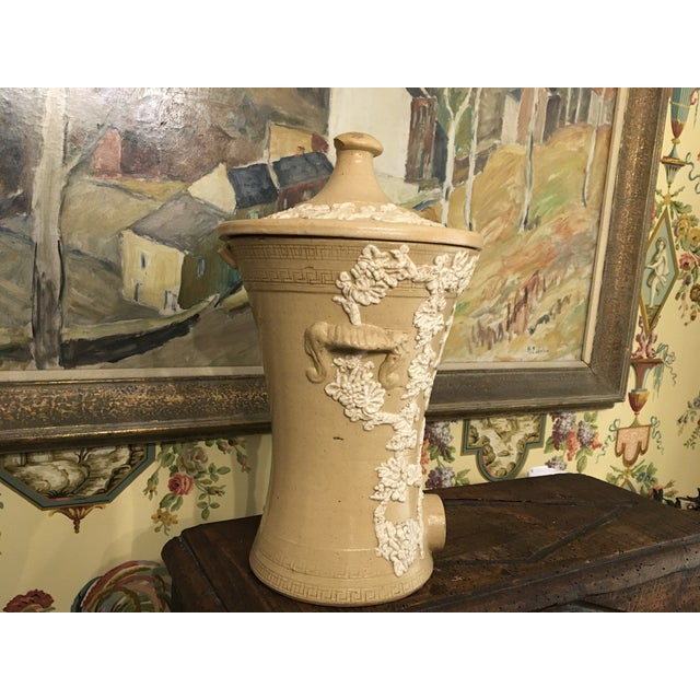 19th Century Antique English Water Filter For Sale - Image 9 of 13