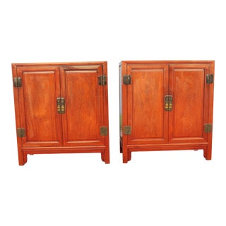 Mid-Century Bachelors Chests - A Pair For Sale