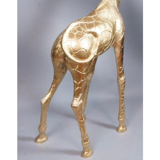 Gilt Baby Giraffe - Image 2 of 4