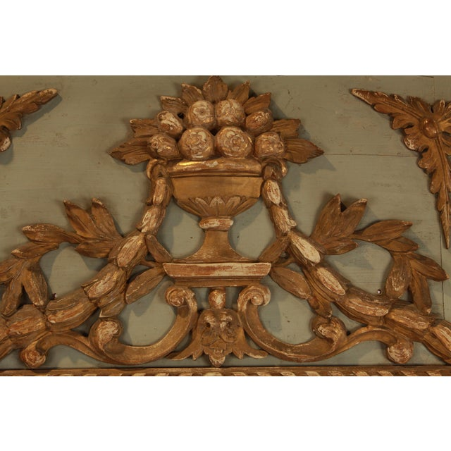 French 18th Century French Avignon Mirror For Sale - Image 3 of 6