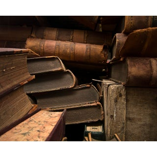 """""""Books of Jurisprudence"""" Contemporary Photograph by John Manno For Sale"""