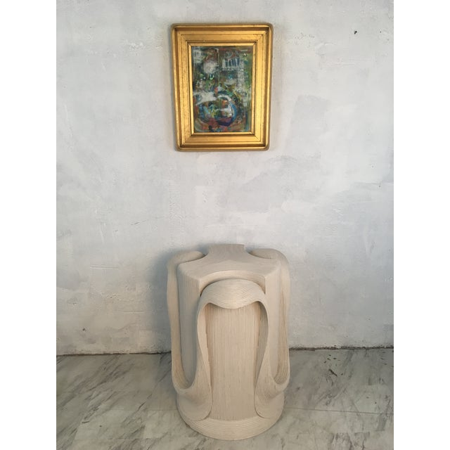 Betty Cobonpue Pedestal For Sale In Charleston - Image 6 of 10