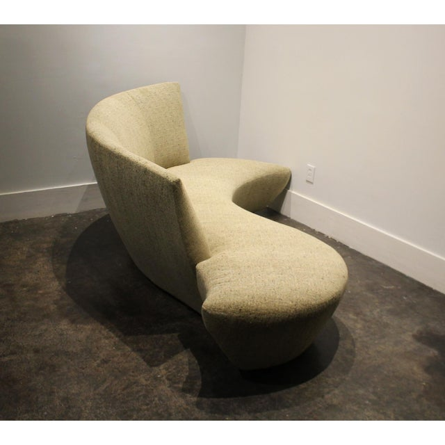 Fabric Large Sculptural Bilbao Sofa by Vladimir Kagan For Sale - Image 7 of 12