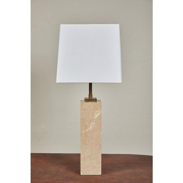 T.H. Robsjohn-Gibbings Robsjohn-Gibbings Table Lamps - a Pair For Sale - Image 4 of 9