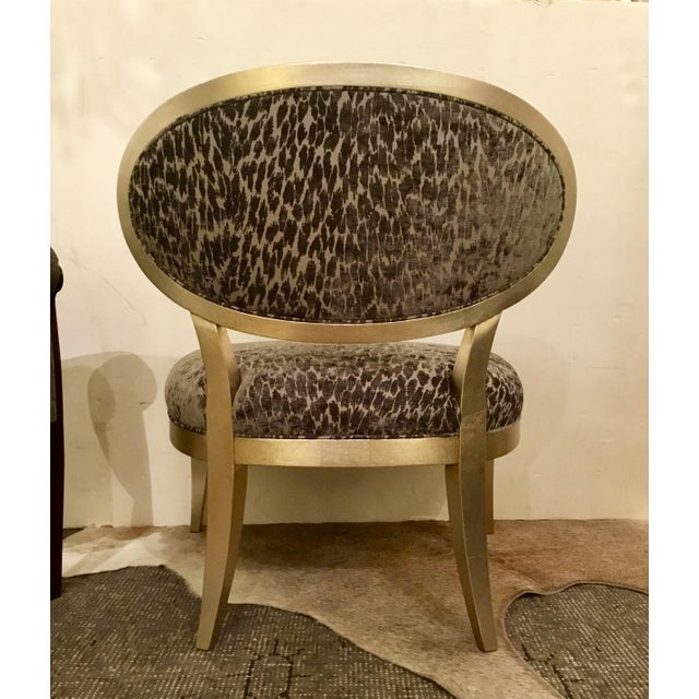 Currey & Co. Bacall Chair For Sale In Atlanta - Image 6 of 7
