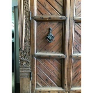 Cisco Home Carved Wood Armoire Preview