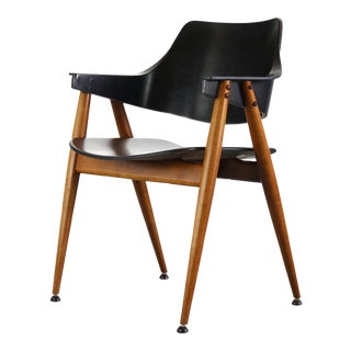 Pierre Pauline Bentwood Accent/Side Chair for Thonet For Sale