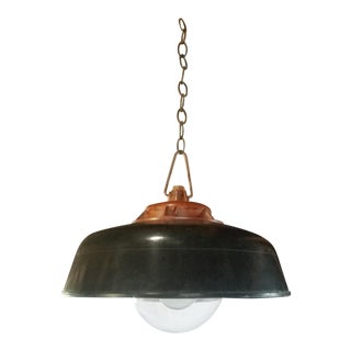 Soviet Era Hanging Light