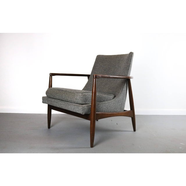 Mid-Century Lounge Chair For Sale - Image 4 of 4