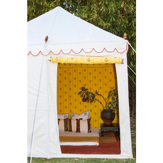 Contemporary Maharani Garden Tent For Sale - Image 4 of 13