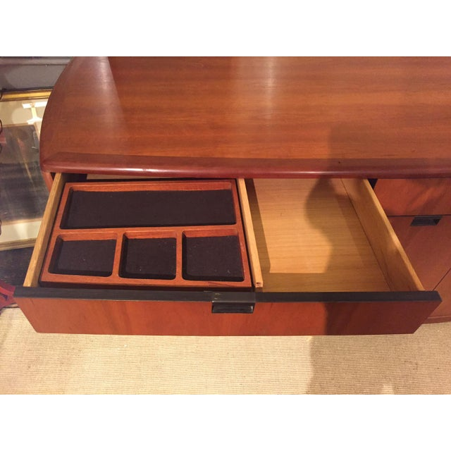 Dunbar Furniture Mid-Century Modern Dunbar Sideboard For Sale - Image 4 of 11