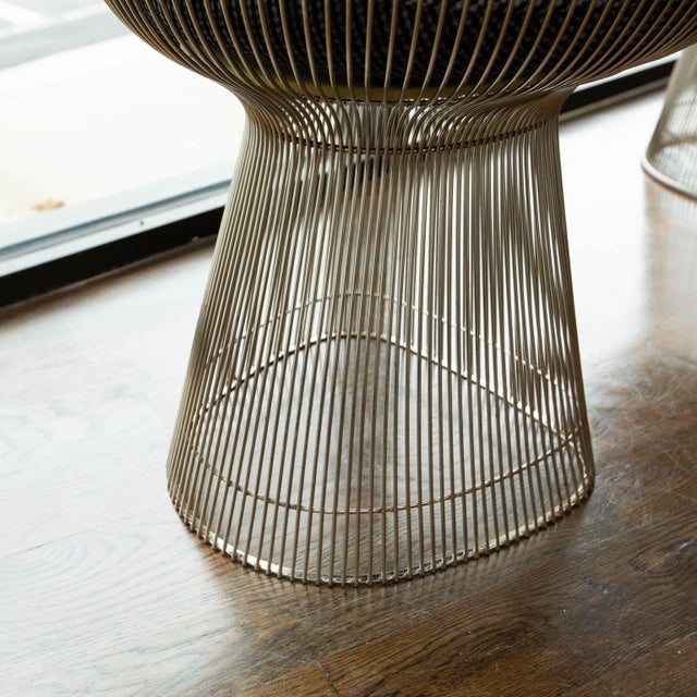 1990s Warren Platner Side Chair for Knoll For Sale - Image 5 of 10