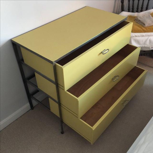 George Nelson for Herman Miller Steel/Wood Dresser - Image 3 of 7
